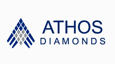 Athos Diamonds Logo