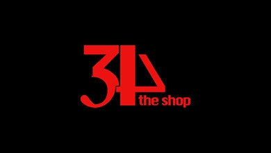 34 The Shop Logo