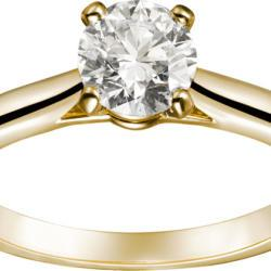 Athos Diamonds Solitaire Wedding Rings