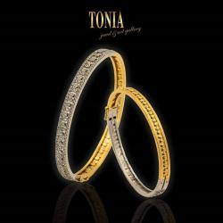 Diamond Braclet By Tonia Jewellery