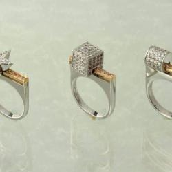 Diamond Rings By Tonia Jewellery